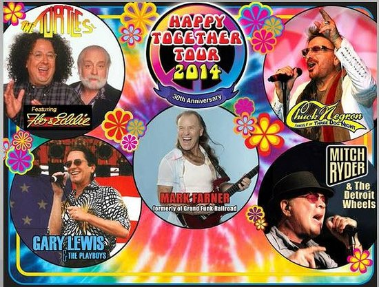 Indian Ranch: Happy Together Tour