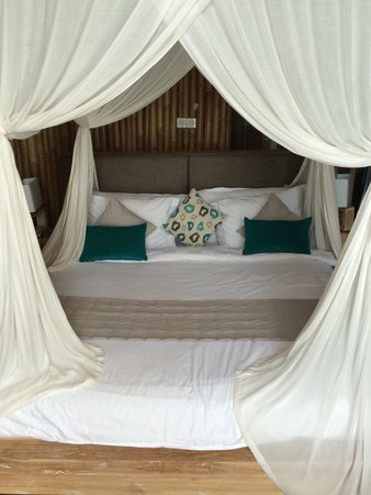 Karma Reef: Wonderful sleep in this comfortable bed