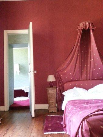Chateau de Camperos : Chambre de la dame