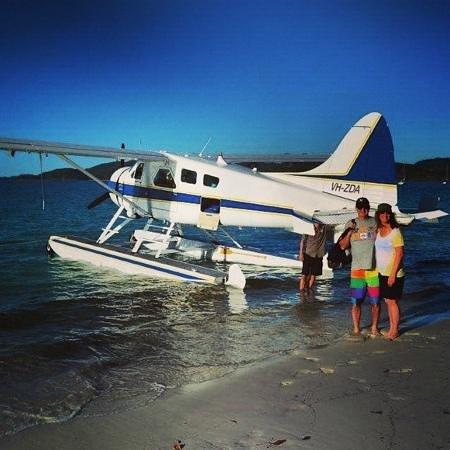 Hamilton Island Air: the Beaver!