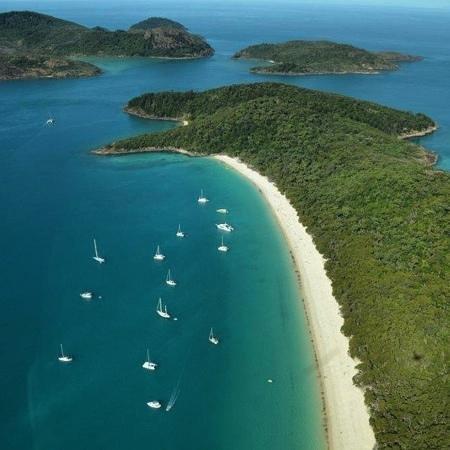 Hamilton Island Air: Paradise!