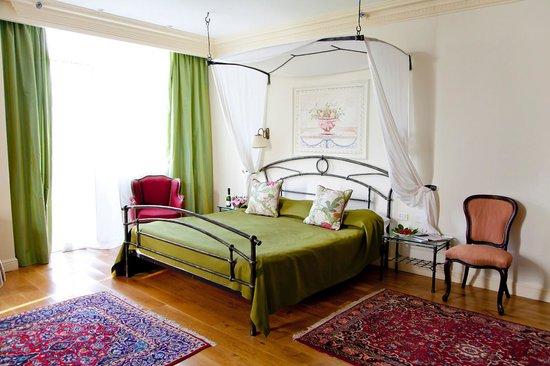 Hotel Mitzpe Hayamim: Dlx suite