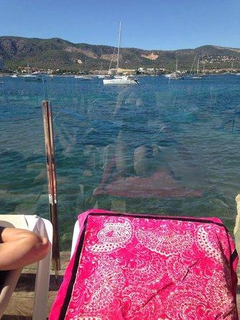 Alua Hawaii Mallorca & Suites (ex Intertur): view from sunbathing platform