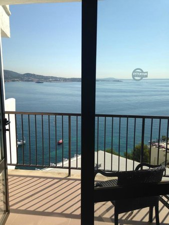 Alua Hawaii Mallorca & Suites (ex Intertur): view from balcony