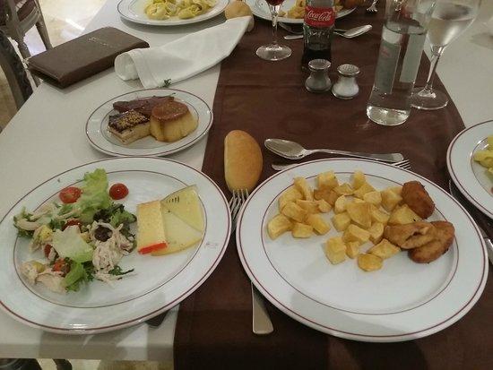 Hotel Torre del Mar: Buffet