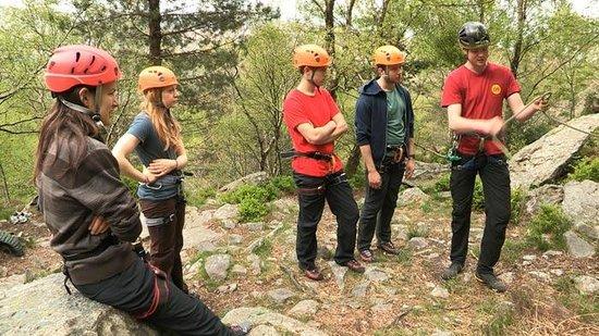 Gaia Adventures: learning the basics