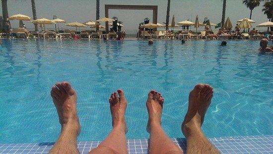 Hotel Riu Nautilus: La piscine