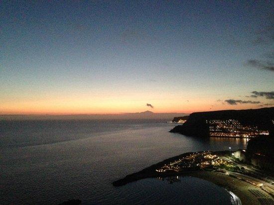 ClubHotel Riu Vistamar : puesta de sol