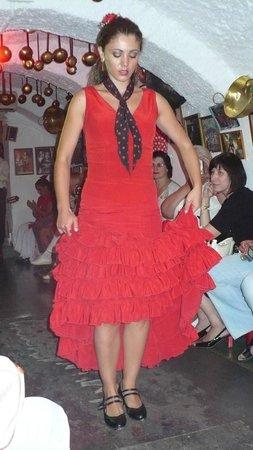 Zambra Gypsy - Flamenco Show : 4