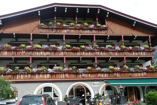 Hotel Edelweiß: Hotel Edelweiss Prags