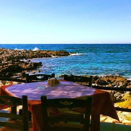 Zorbas Beach Village Hotel: Обед