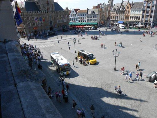 Grand Hotel Casselbergh Bruges: Brugge Markt
