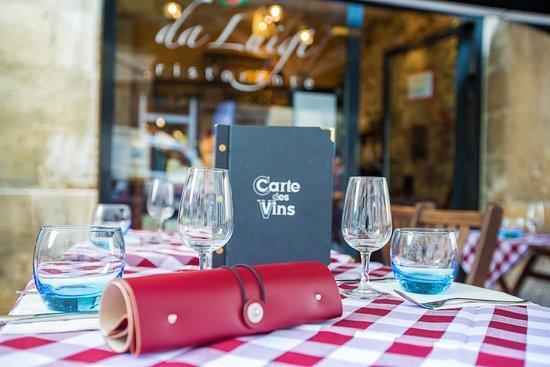 Restaurant Osteria Da Luigi à Bordeaux