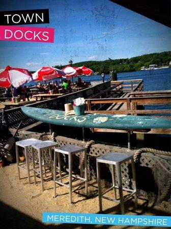 Town Docks Restaurant: Town Dock