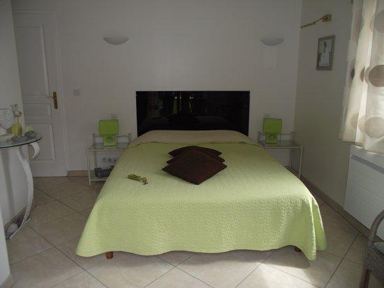 La Villa Antalya : our green room!