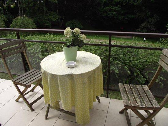 La Villa Antalya : small balcony
