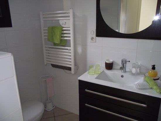 La Villa Antalya : bathroom