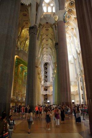 Sagrada Família : Hallway