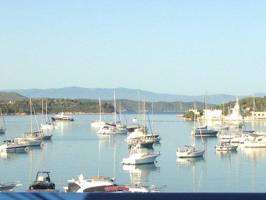 Hotel Rozos : Port