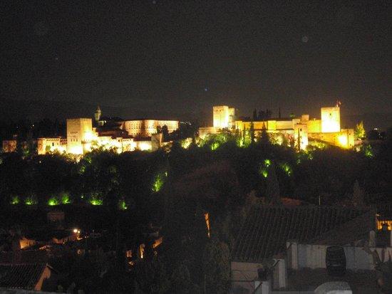 Mirador de San Nicolás: Panorama