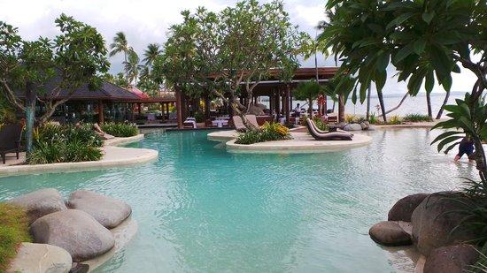 Sheraton Fiji Resort: sheraton pool