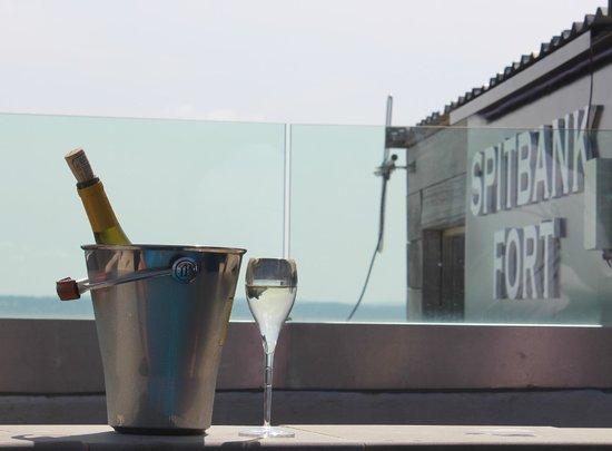 Spitbank Fort Portsmouth Inn Reviews Photos Tripadvisor