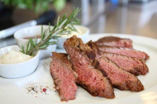 Waldklause: Premium-Steaks vom US-Hochtemperaturgrill