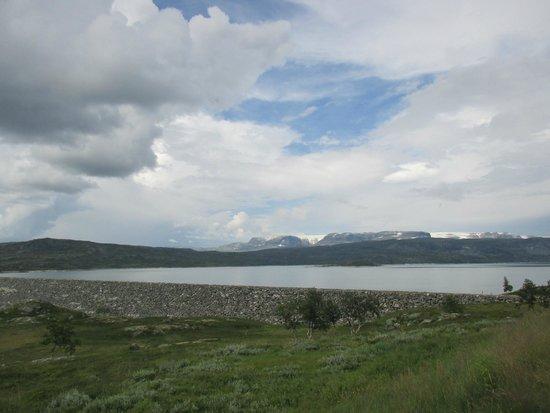 Eidfjord Municipality, Norway: Sysendammen