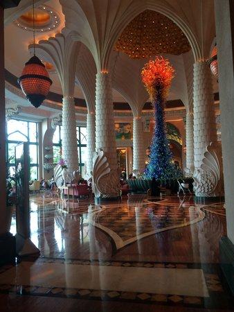 Atlantis, The Palm : Hall