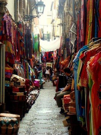 Albayzin: shopping