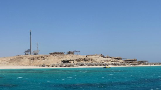 Mahmya Island: coming to Mahmaya