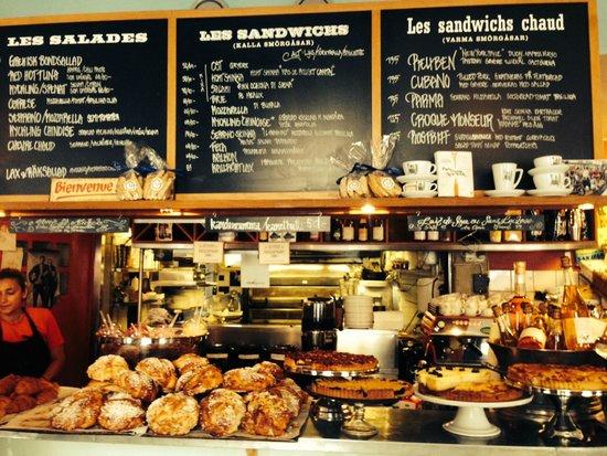 Cafe Saturnus: Nice Brunch!