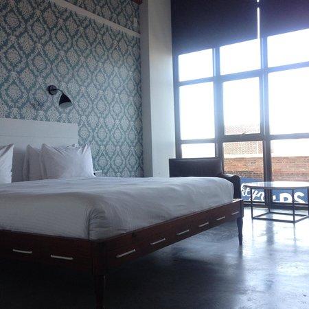 Wythe Hotel: Room