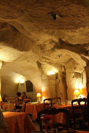 Hotel Le Bussy: Le petit dejeuner