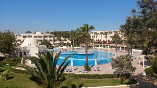 Hotel Le Royal Hammamet: hotel-pool