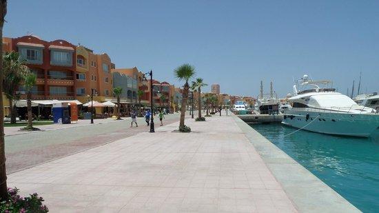 Hurghada Marina : Marina