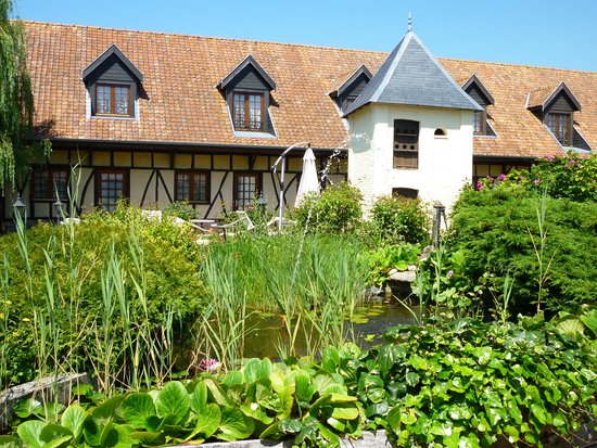 LE FIACRE : coté jardin