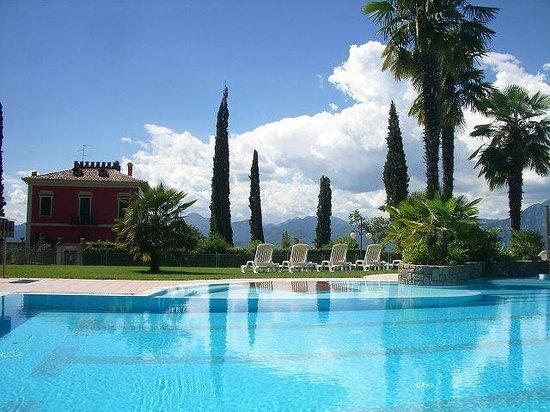 Hotel Diana: am Pool