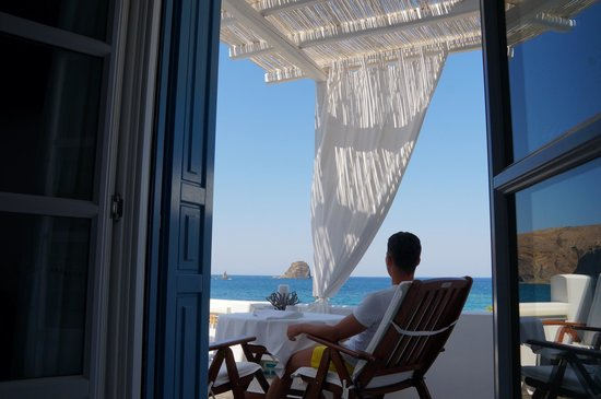 Melian Boutique Hotel & Spa : Sea view