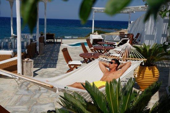 Melian Boutique Hotel & Spa : Hammock