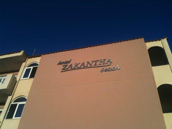 Zakantha Beach Hotel: The Hotel