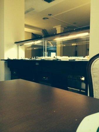 Hotel Sercotel Ciscar: sala colazione