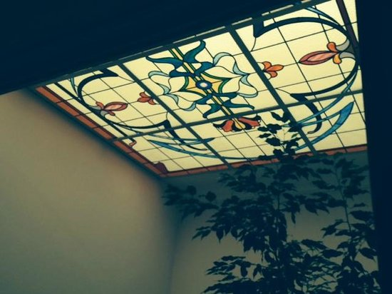Hotel Sercotel Ciscar: corridoio