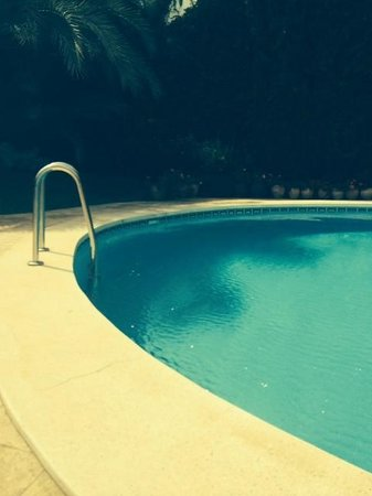 Hotel Sercotel Ciscar: piscina