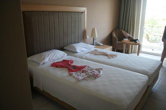 Zakantha Beach Hotel: Nice and clean room