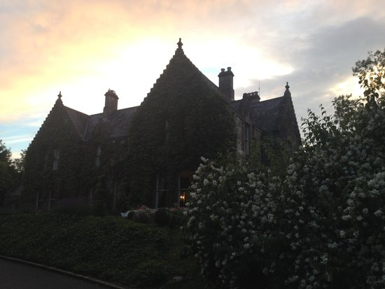 Castle Leslie Estate: The Lodge