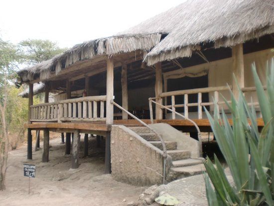 Roika Tarangire Tented Lodge: Die Zelt- lodges