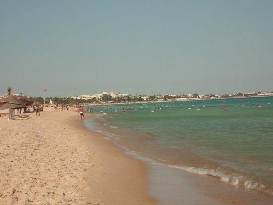 Vincci Nozha Beach Resort: bella spiaggia
