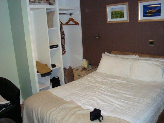 Tingle Creek Hotel: dormitorio