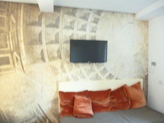 Hotel Abruzzi : Room 406